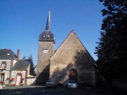 Église Sainte-Anne de Montreuil-le-Henri